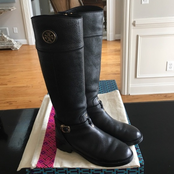 77c56d91d Tory Burch Teresa Riding Boot. M 5b569139d8a2c7f4b6ce8845